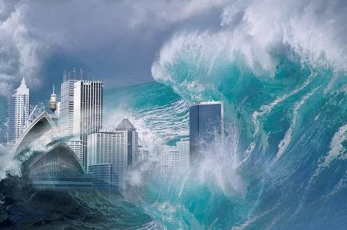 Волна-убийца всемирного катаклизма