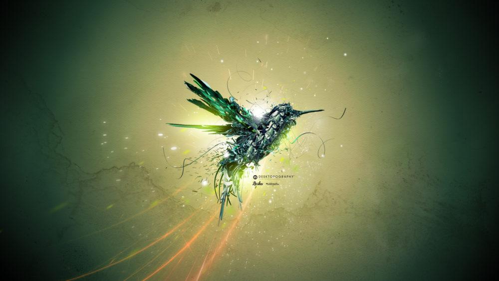 Птица поэзии