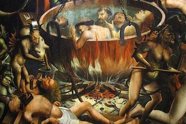 Адские мучения попаданца помогают вспомнить будущие узлы бифуркации.